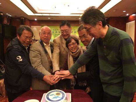 27th-anniversary-cake-cutting
